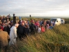 Mass on Mount Callan 2014