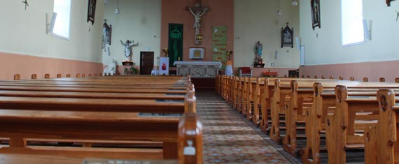 St. Mary's, Mullagh